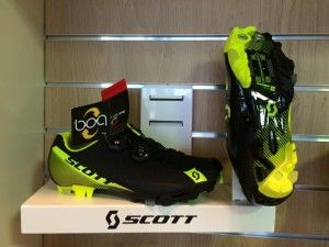 Zapatillas Scott 2016 (Verde)