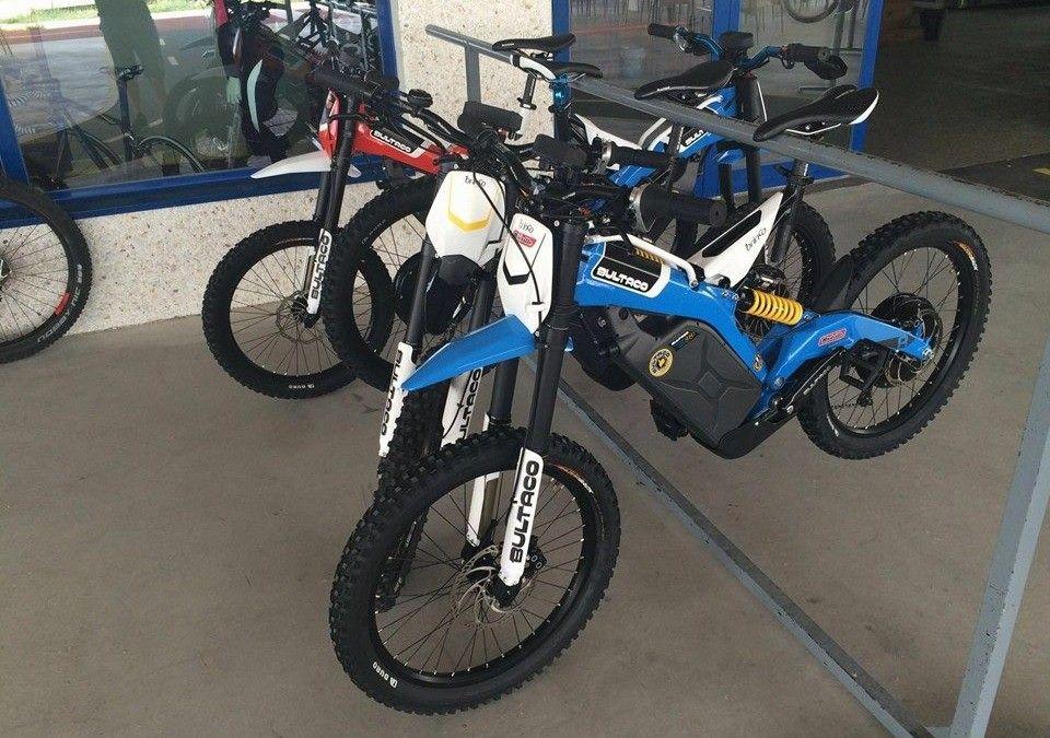 Probando la nueva Bultaco Brinco!!!