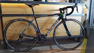 SPECIALIZED TARMAC COMP SAGAN REPLICA Talla 52