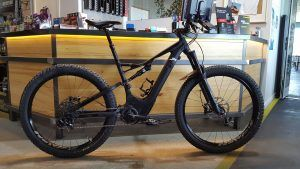 SPECIALIZED TURBO LEVO FSR COMP 6FATTIE Talla M