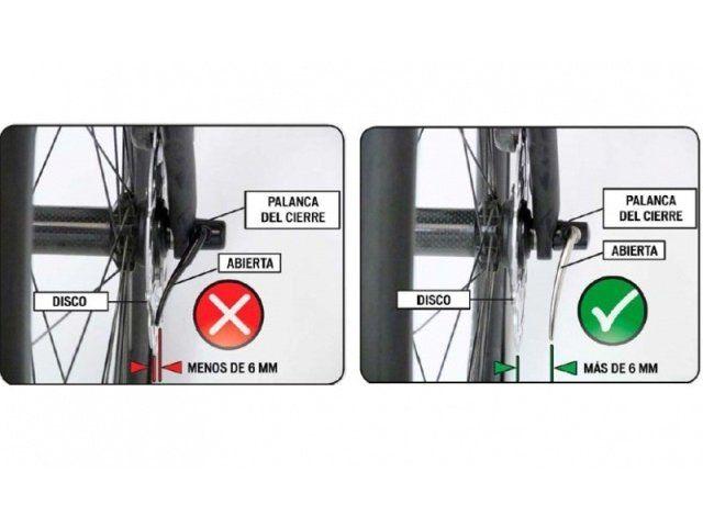 Recall voluntario para evitar riesgos si tu bici tiene freno de disco.