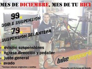 Descuentos Diciembre en Bike Support