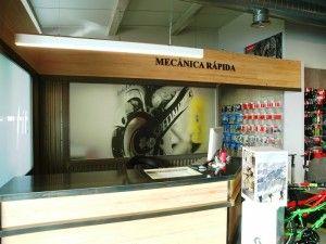Sala de Mecánica Rápida