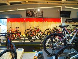 Stand de Bicis en Bikesupport- Kutsu