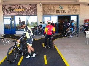 Bikesupport en Kutsu: Entrada