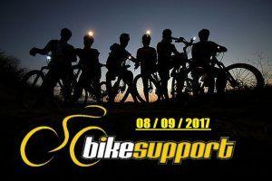 Nueva ruta nocturna MTB el 8 de septiembre de 2017, a las 20:30 en la tienda del Carril Bici.