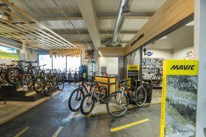 Bikesupport tienda de bicicletas y ciclismo en Madrid. Taller