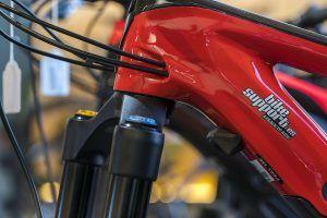 Bikesupport tienda de bicicletas y ciclismo en Madrid. Etiqueta