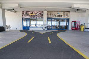 Bikesupport tienda de bicicletas y ciclismo en Madrid. Entrada