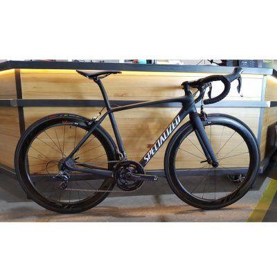 Bicicleta Specialized Tarmac Pro Race ruedas Zipp Talla 54. Bikesupport tienda de bicicletas y ciclismo Madrid