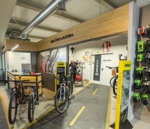 Bikesupport tienda de bicicletas y ciclismo en Madrid. Taller de mecánica