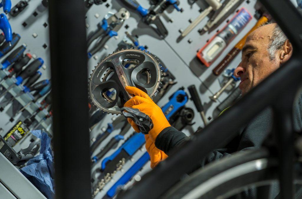 Buscamos mecánico/vendedor de Ciclismo