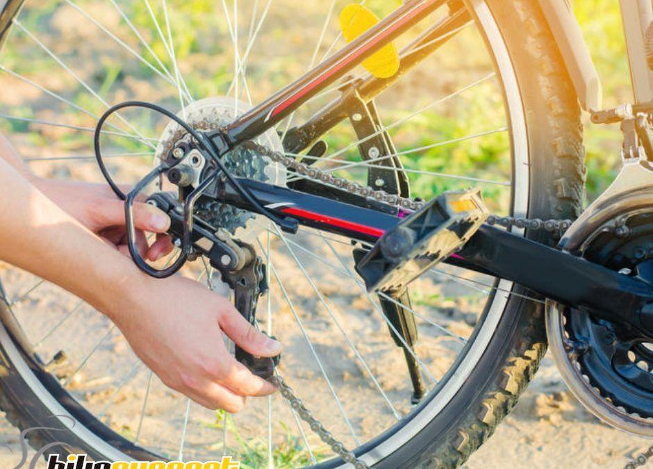 Cómo arreglar la cadena de tu bici