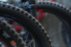 Neumático de bicicleta