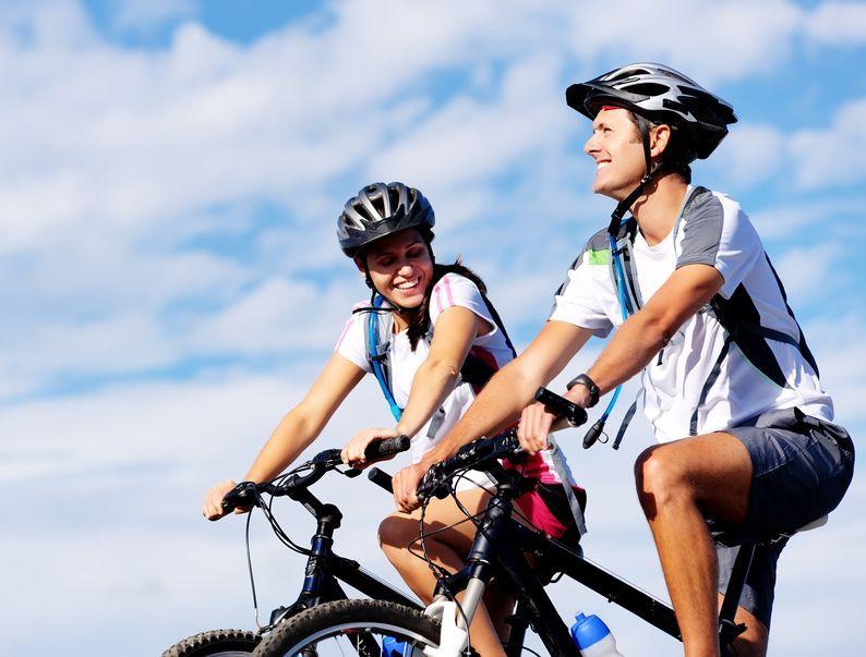 Importancia de llevar el casco cuando montas en bici