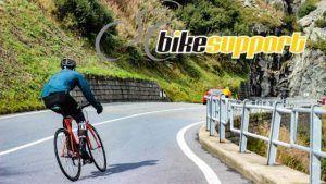 Montar en bicicleta en verano. Bike Support