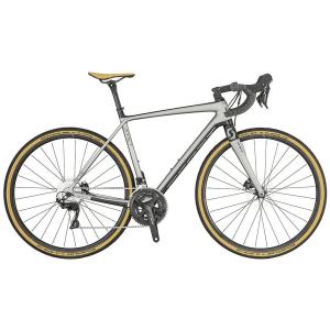 Scott Addict Gravel. Bike Support