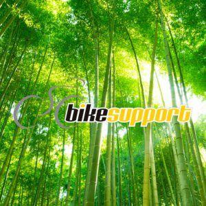 Bicicletas de bambú. Bike Support