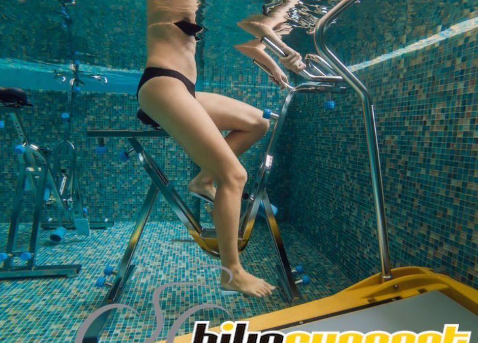 Aquabike, el deporte del verano