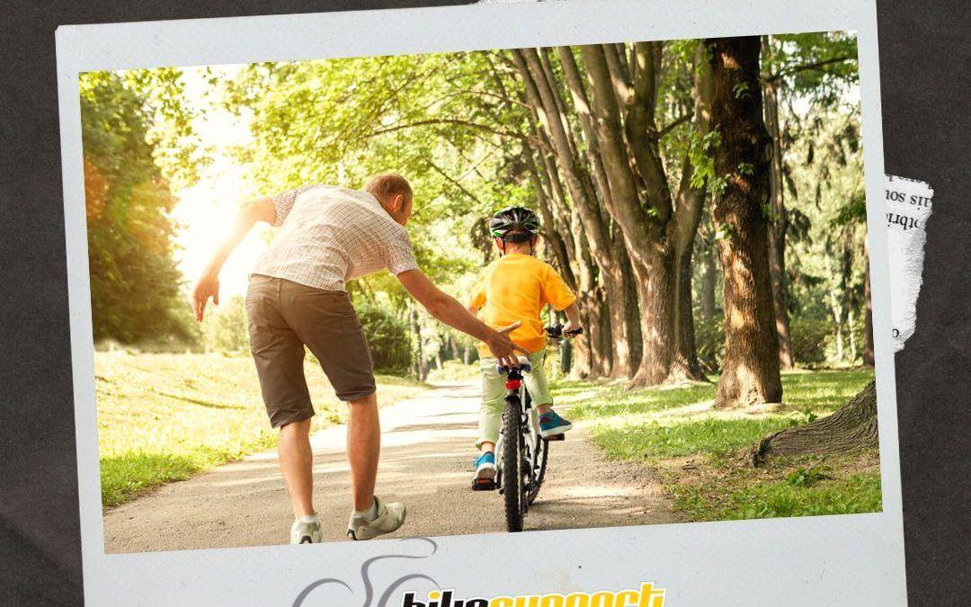 Beneficios de aprender a montar en bicicleta durante la infancia (II)
