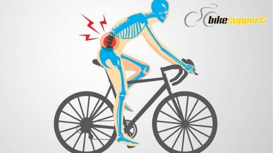 Prevención de lesiones al practicar ciclismo