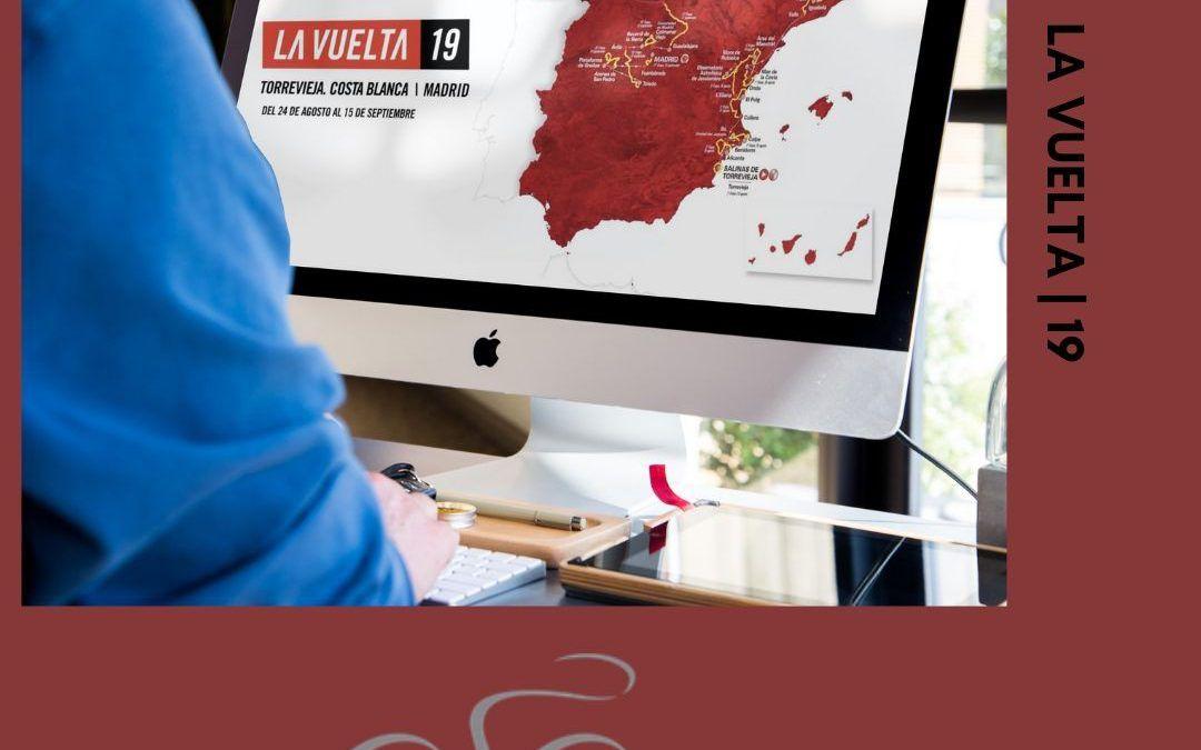 La vuelta ciclista en España