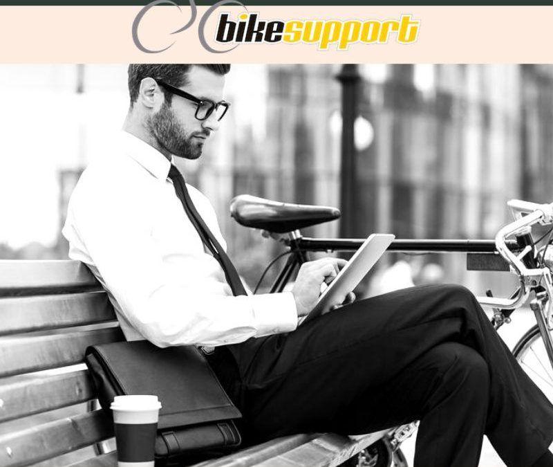 ¡Llega al trabajo en bicicleta!