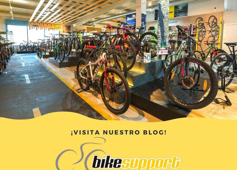 ¿Cuánto usamos la bicicleta en España?