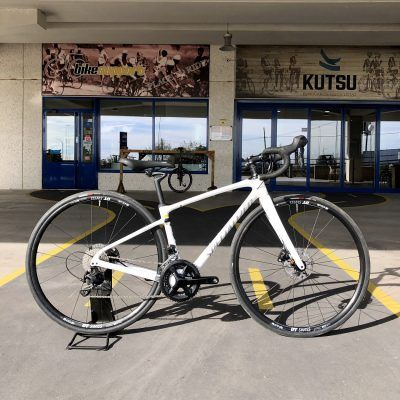 Bike support Bicicleta de Test specialized Ruby Elite 2019