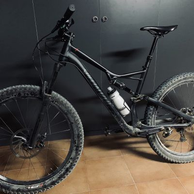 Specialized StumpJumper COMP 6-fattie 2016